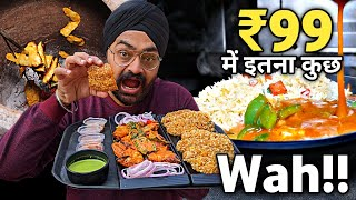 Eat full meal in Rs.99