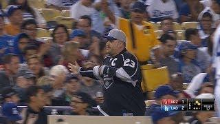 Dodgers fans celebrate Kings' clincher