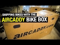 Shipping Bikes with an AirCaddy Bike Box