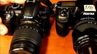 обзор камеры Pentax k-5 от penall.com