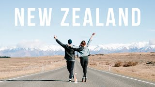EPIC FIVE DAY ROAD TRIP IN NEW ZEALAND