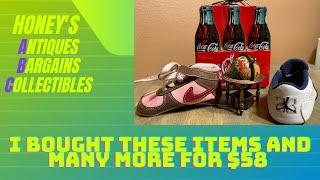 Honeys $58 Thrift Store Score