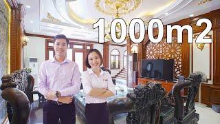 Khám Phá Thiết Kế NỘI THẤT GỖ Tiền Tỷ Trong Căn Biệt Thự Nhà Phố 1000m2 Ông Cường - Bắc Ninh
