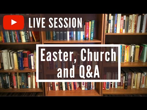 Thoughtful Christianity Live: Easter, Fundamentalism, Liberalism, and a Third Way