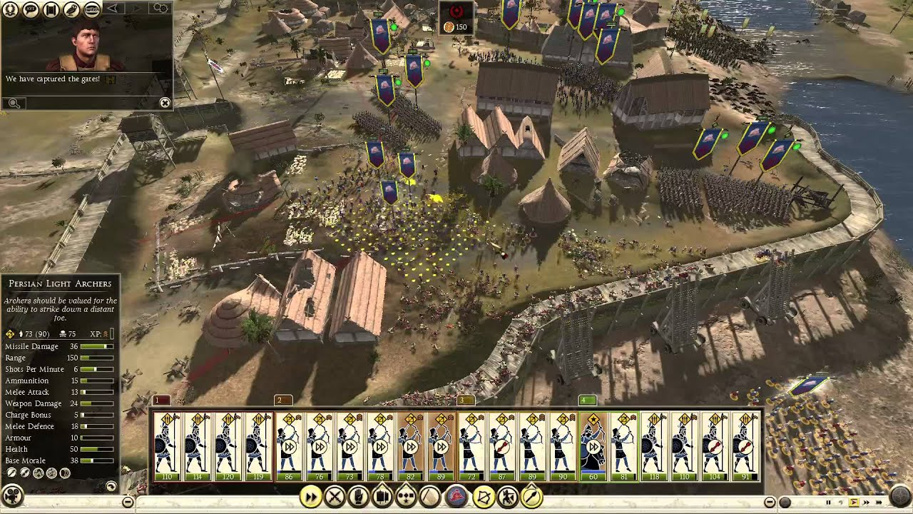 Let's Play Total War: Rome II Emperor Edition (Legendary Baktria .