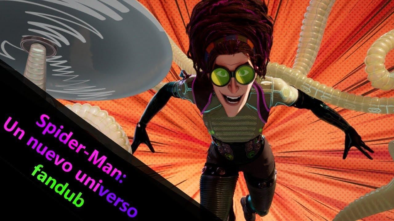 【Spider Man un nuevo universo】 me llaman Doc Ock (FANDUB)