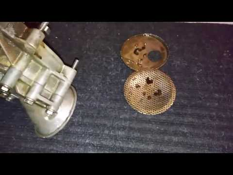 BMW E39 540i/740i M62B44 Oil Pump Screen Removal