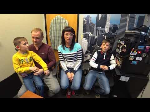 США 5187: Экстраординарная харьковчанка Наташа и ее семья - три дня в Америке - интервью на канале