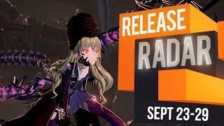 Code Vein, Creepshow & The Good Place   Release Radar September 23-29