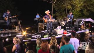 Justin Moore - Off The Beaten Path (LIVE From Arkansas) on NRA Country