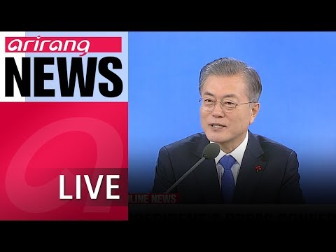 [LIVE] 2019 President Moon Jae-in New Year's Press Conference - 2019.01.10