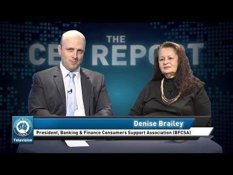 22 March 2018 - The CEC Report - Bank crimes worse than reported (Interview with Denise Brailey)