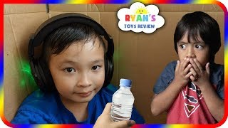 I MAILED MYSELF to Ryan ToysReview and It WORKED! It was SCARY in the Box! (Skit) - Tiger Box HD