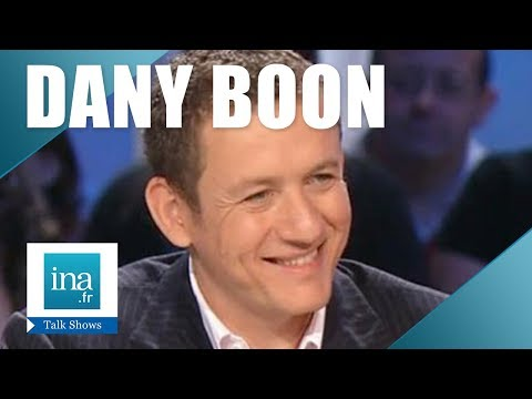 Dany Boon chez Thierry Ardisson | Archive INA
