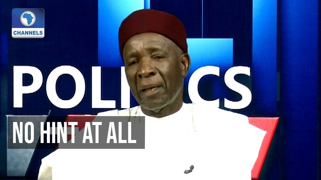Download Buhari Unaware Of What Happens In Nigeria - Galadima