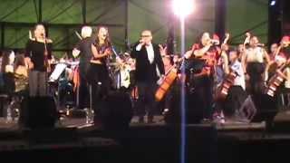 Recuerdos 49 Los Melodicos Banda Sinfònica 24 de Junio y Sinfònica Carabobo Parque Negra Hipòlita