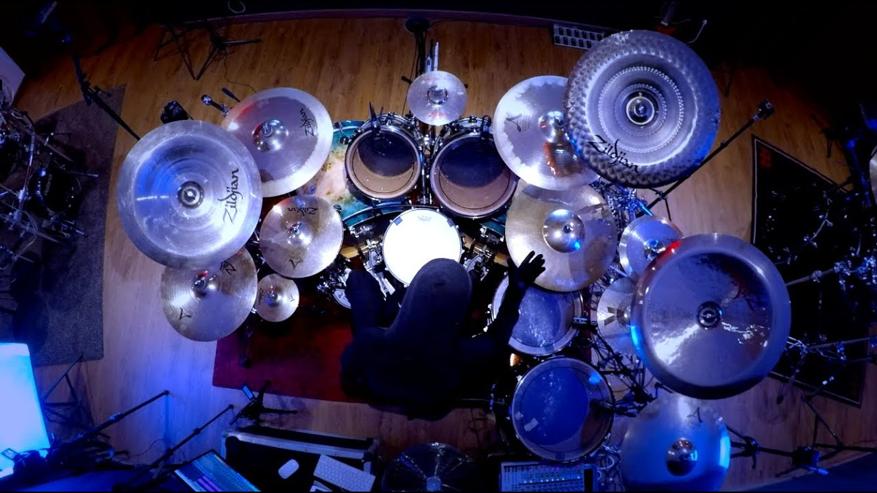 #241 The Prodigy - Poison - Drum Cover