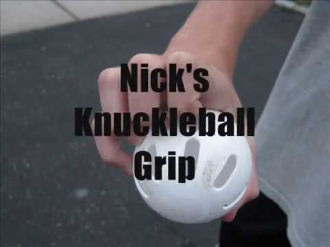 How to Throw Dirty Wiffleball Pitches