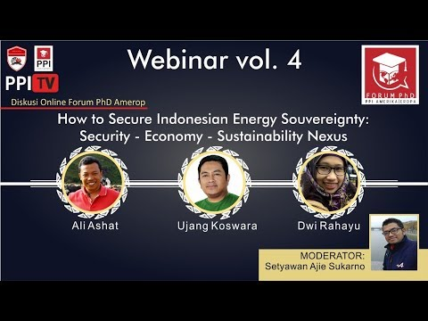 [LIVE] Webinar Vol. 4 Forum Ph.D PPI Amerop - Road to SAE 2018