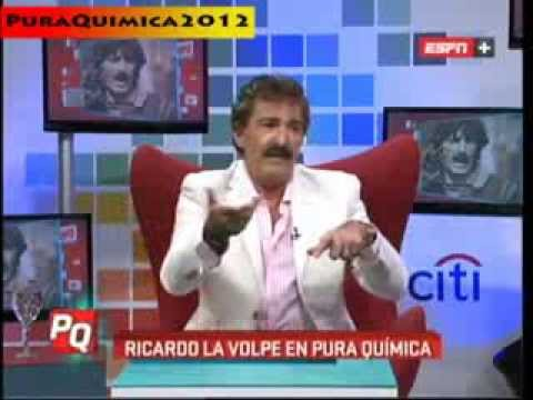 Ricardo La Volpe en Pura Quimica (21-11-2013)