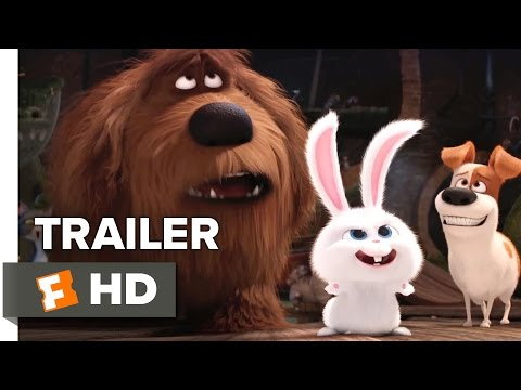 The Secret Life of Pets Snowball TRAILER 1 (2016) - Kevin Hart Animated Movie HD