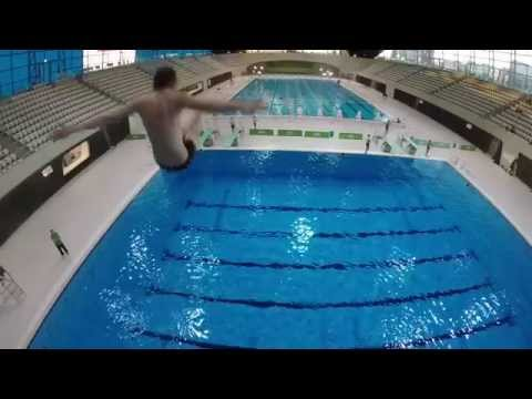 London Aquatic Centre Diving: 1
