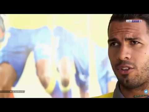 Entrevista a Jonathan Viera en La Liga World por Almudena Santana 19/09/2017