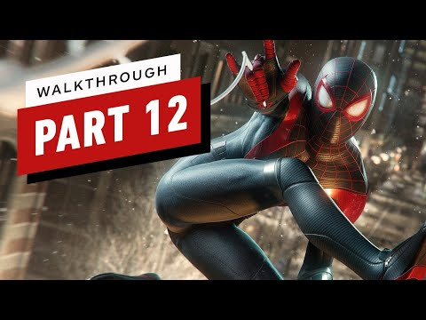 Spider-Man: Miles Morales PS5 Walkthrough - Mission 12: Curtain Call
