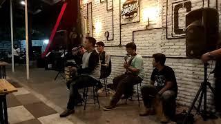 Asal kau bahagia (armada cover) Live akustik de camilan Madiun