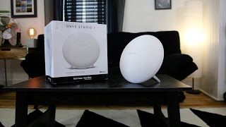 BEST Sounding Bluetooth Speaker Under $200! - Harman Kardon Onyx Studio 3