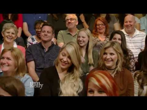 Live With Kelly  10/18/2016 co-host Matt Bomer. David Hyde Pierce; Victoria Justice