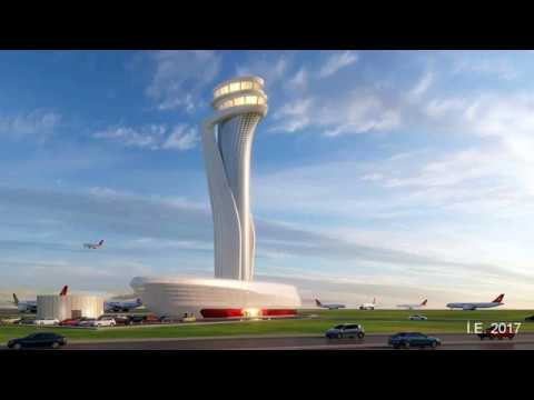 WORLD'S LARGEST AIRPORT-LAST STATUS-OPENING CEREMONY 2018 -TURKEY