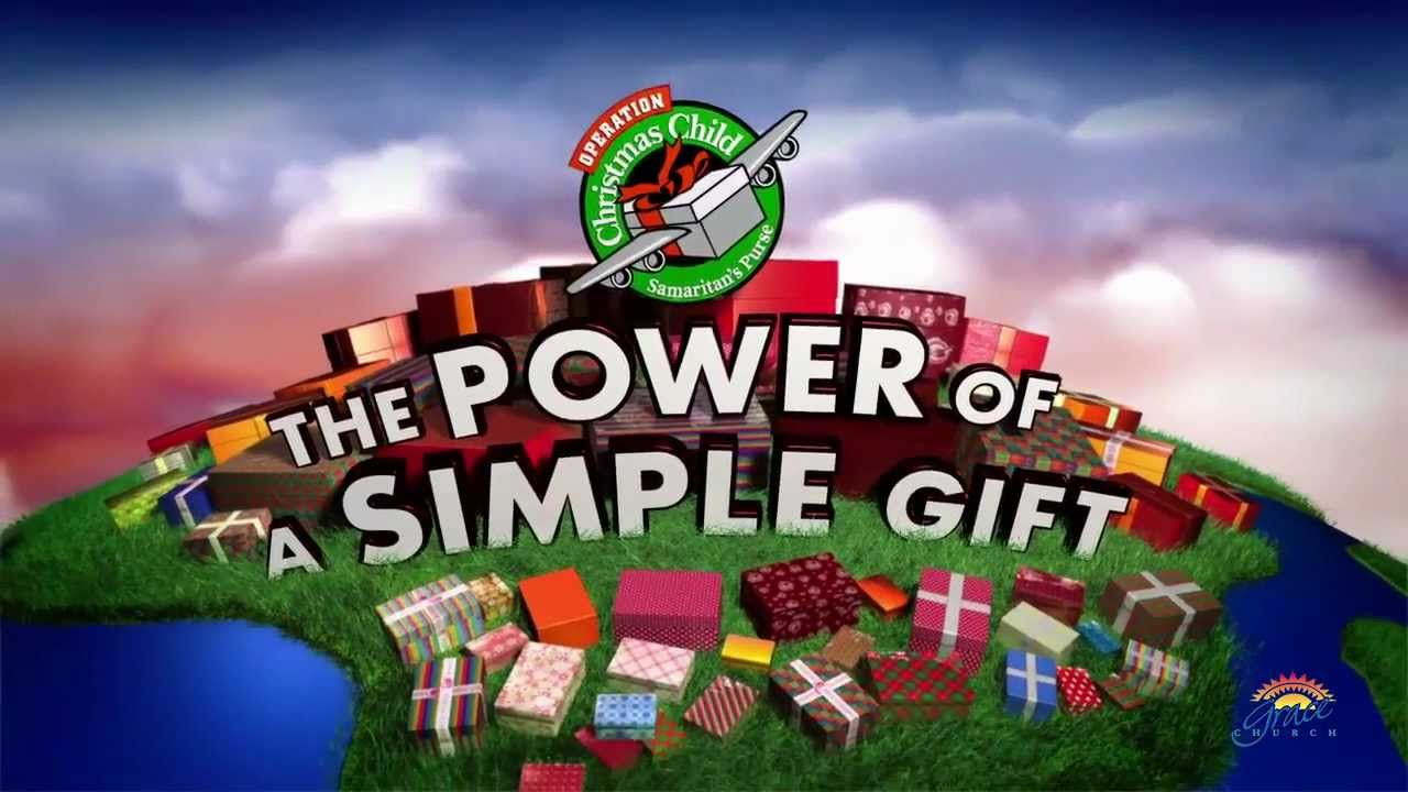 Operation Christmas Child Packing Party Promo - YouTube