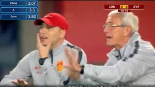 بث مباراة سوريا و الصين الودية  16/10/2018 - Syria vs China friendly match