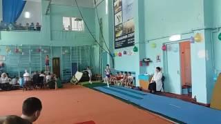 Арефьев Егор 1.06.17 вольные