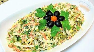 Праздничный Салат ВЕЧЕРИНКА. Новый Неповторимый  Вкус. Конкурс.   Salad Party.