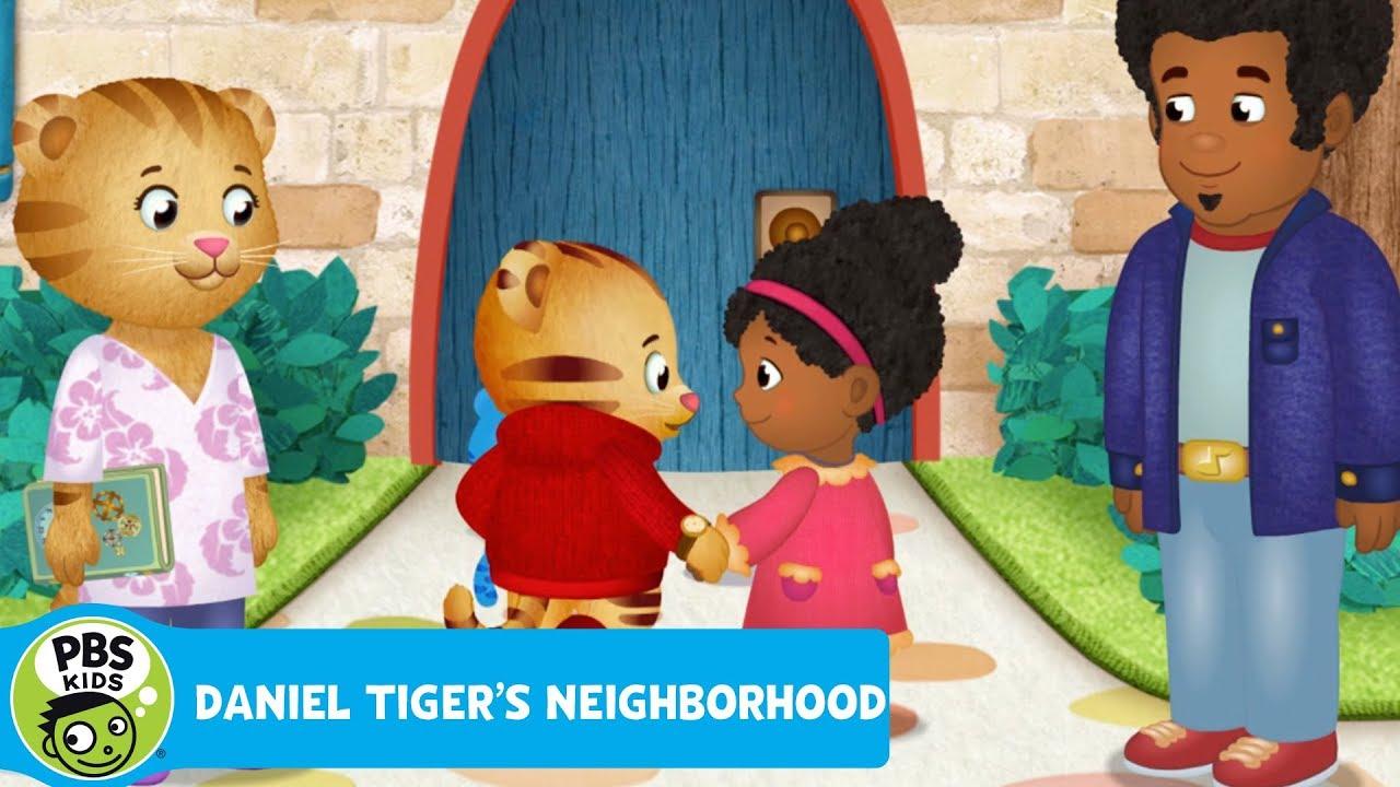 Daniel Tigers Neighborhood Miss Elaina
