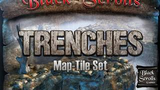 Trenches Map-Tile Set for 28mm RPG and wargame players!