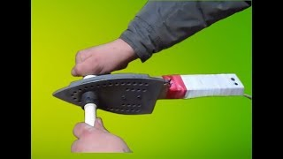✔Сварочный аппарат для полипропиленовых труб своими руками