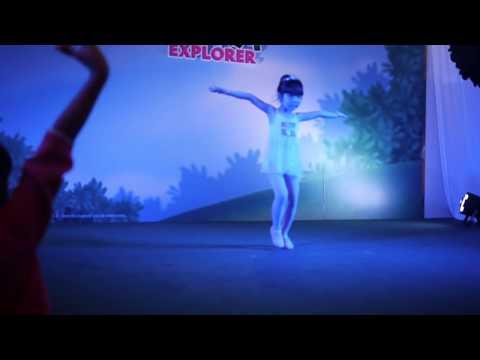 Dora Ballet Explorer by Mami