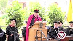 The Most Rev. Robert E. Barron, Commencement Address 2019