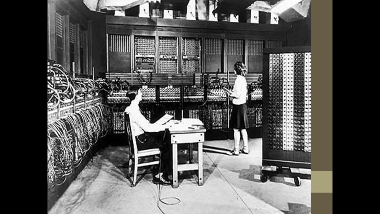 Eniac besides First Generation  puter likewise Caandrea blogspot furthermore Firstpcandapple puters blogspot together with Evoluci C3 B3n del Procesamiento de Datos. on eniac computer