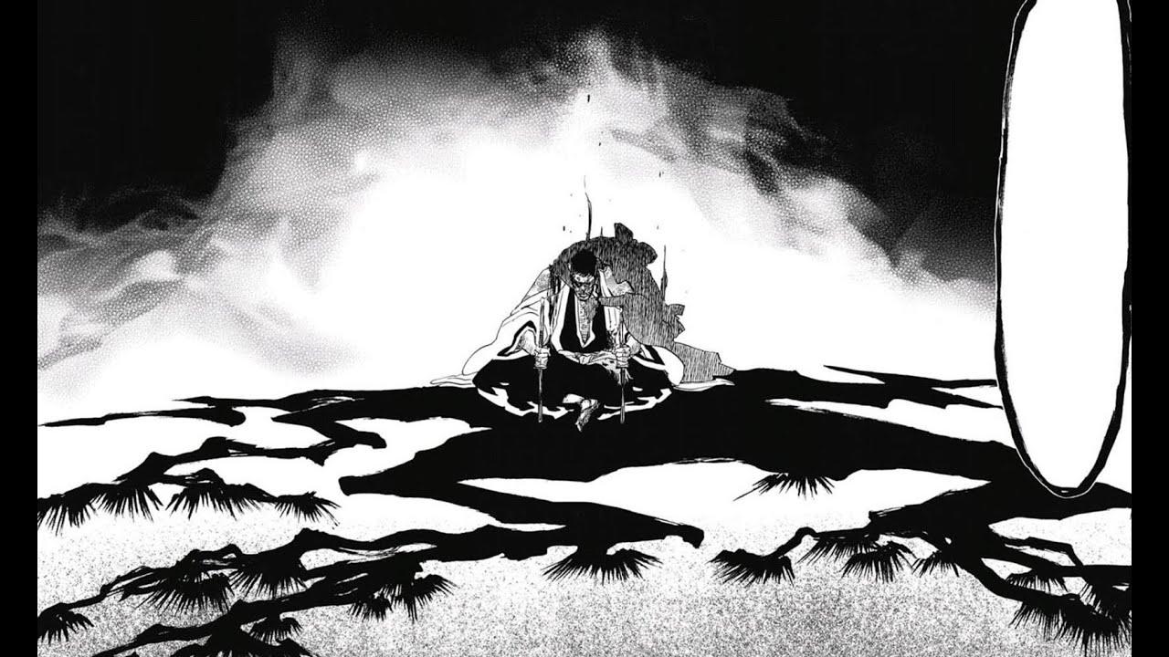 Kyoraku Shunsui Bankai full fight
