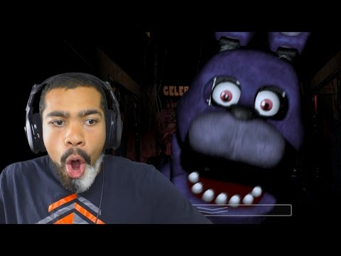 BONNIE HATES MY SH#T!! | Five Nights at Freddy's