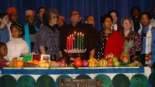 Kwanzaa: City spends real taxpayer money to celebrate fake holiday