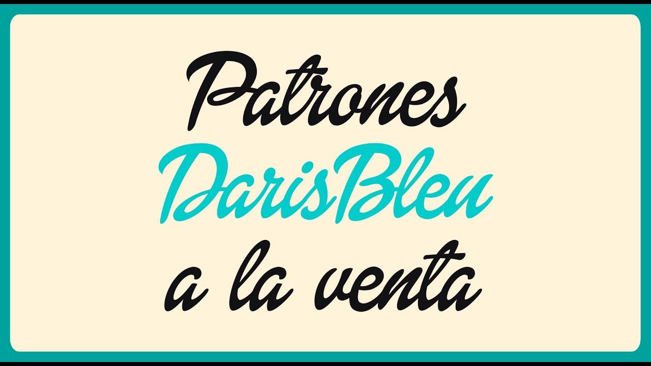 MIS PATRONES A LA VENTA EN ETSY!! /MY PATTERNS ON SALE IN ETSY ...