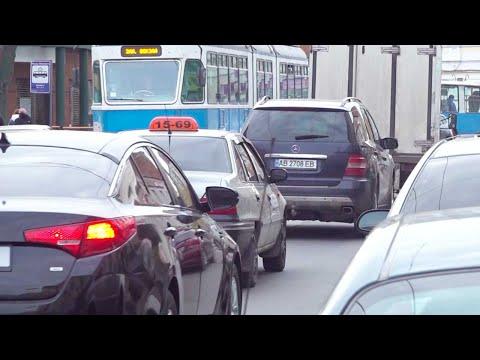 Телеканал ВІННИЧЧИНА: Нові правила дорожнього руху для водіїв-таксистів та пасажирів