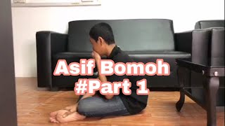 Syahmi Sazli & Anissa | Rakam Asif Buat Jutsu | Part 1