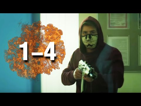 """КРИМИНАЛЬНЫЙ ФИЛЬМ ВЗОРВАЛ ИНТЕРНЕТ! """"Фальшивомонетчики"""" (1-4 Серия) Русские детективы, сериалы HD"""