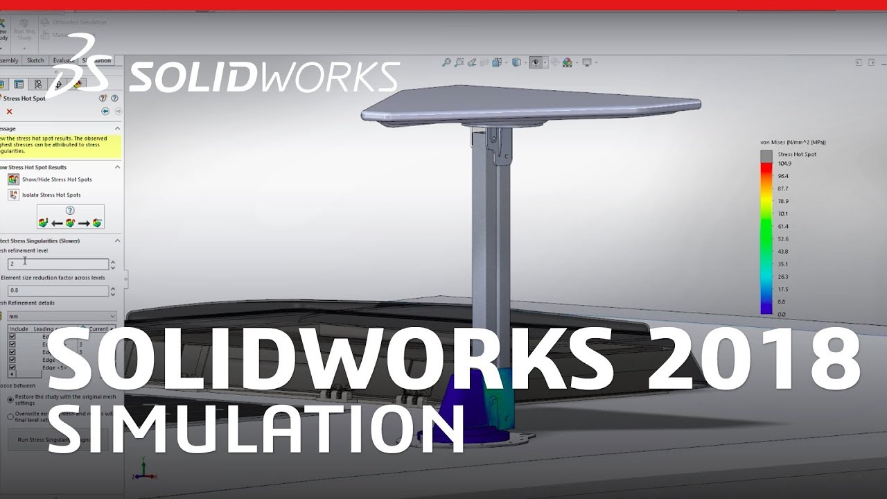 SOLIDWORKS Simulation   CAD MicroSolutions